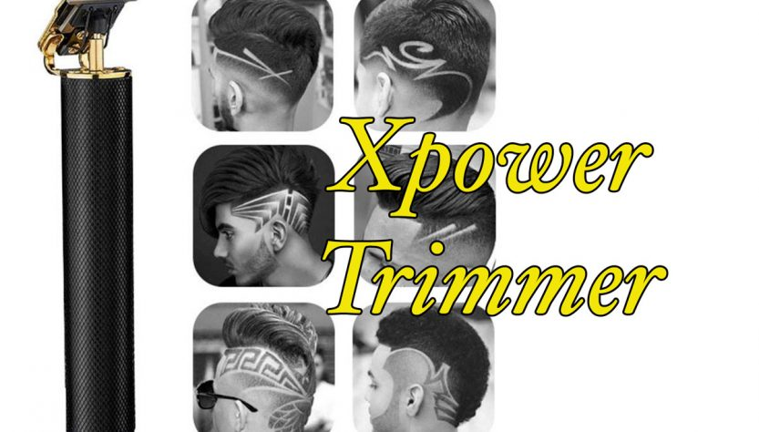 xpower trimmer rasoio elettrico