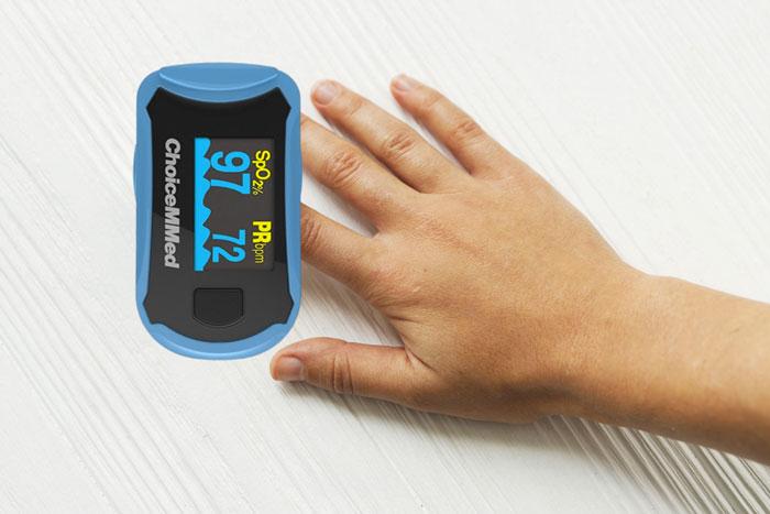 beoxygen pulsossimetro saturimetro da dito  funziona