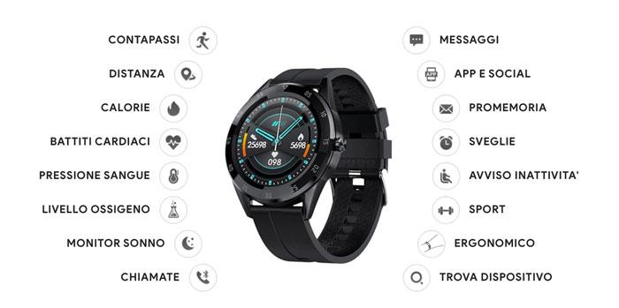 c10 xpower smartwatch opinioni