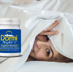 dormi night integratore naturale per dormire
