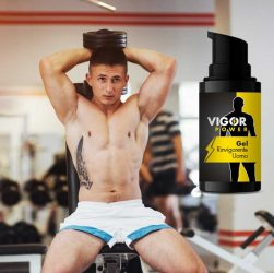 vigor power gel crema rinvigorente maschile