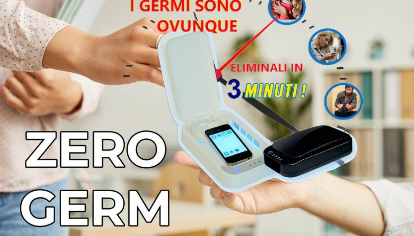 zero germ sanificatore uv