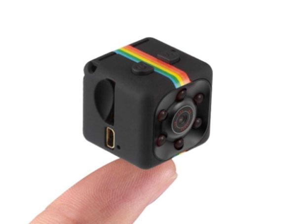 cop cam micro telecamera di sorveglianza
