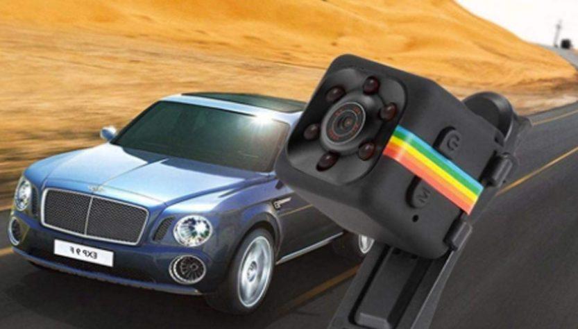 cop cam micro videocamera di sicurezza