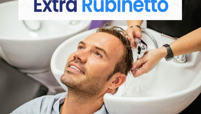 extra rubinetto flessibile con doccetta