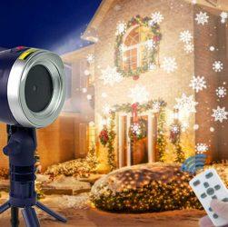 magia di stelle premium proiettore luci natalizie