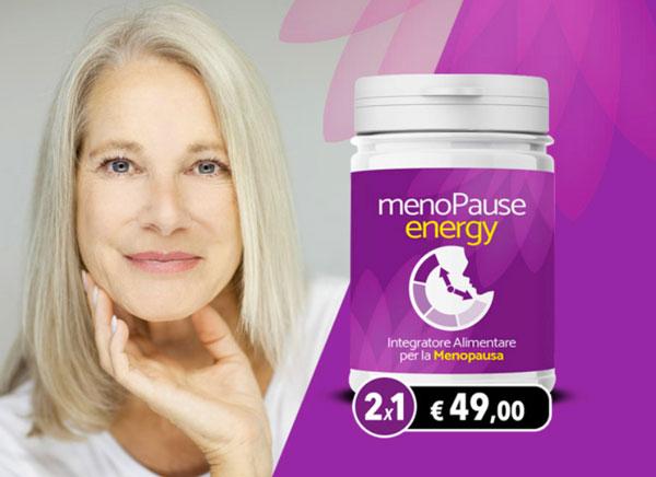 menopause energy integratore alimentare