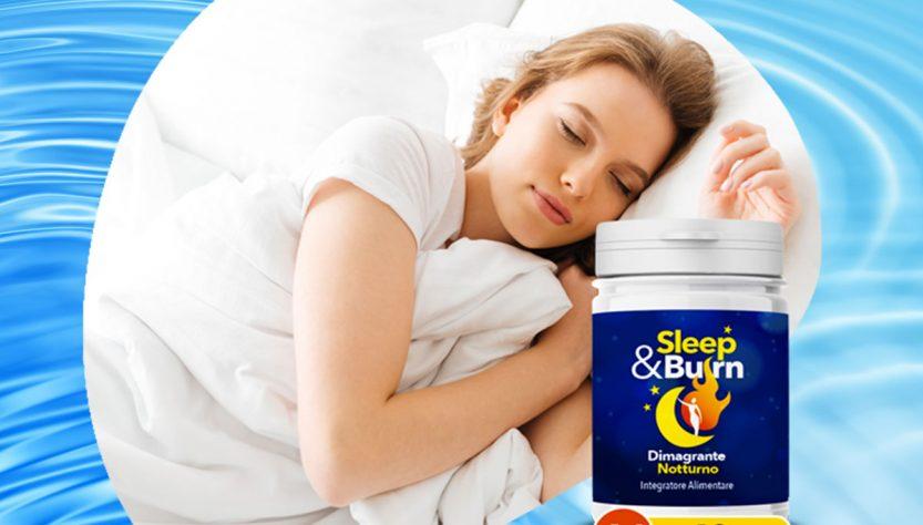 sleepburn integratore dimagrante