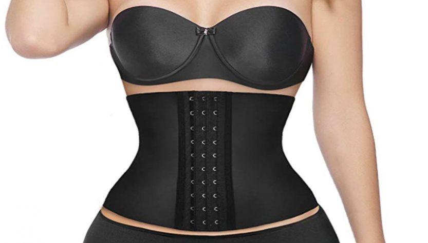 waist trainer corsetto modellante