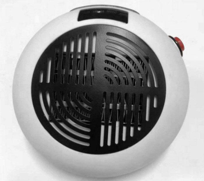 wonder heater pro stufa elettrica portatile