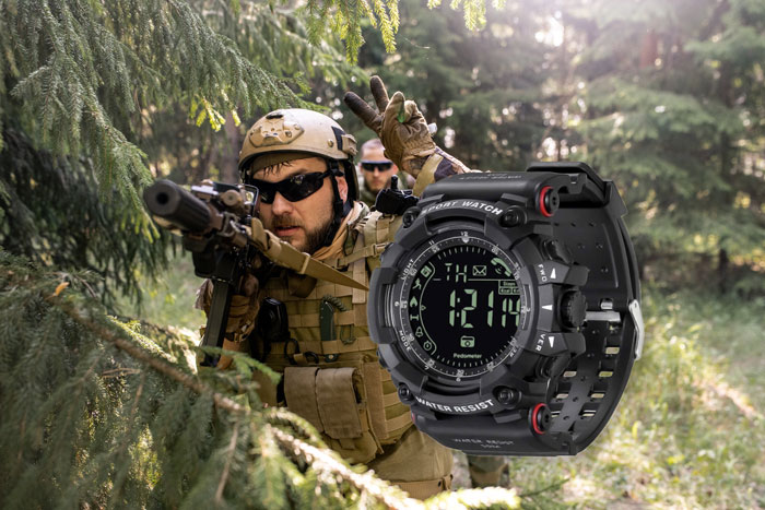 xtactical watch 2.0 opinioni