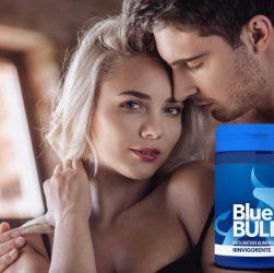 blue bull integratore maschile