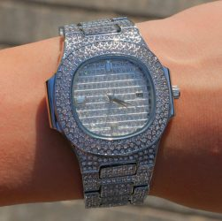 diamond watch orologio