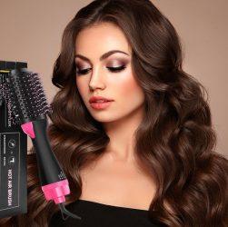 hot hair brush spazzola per capelli