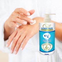 hands pain crema mani vegana