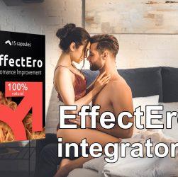 Effectero integratore